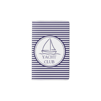 Yachtclub Moleskine Taschennotizbuch