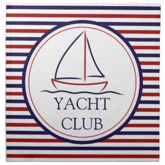 Yachtclub Serviette