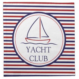 Yachtclub Stoffserviette