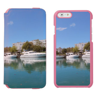 Yachten in der Türkei Incipio Watson™ iPhone 6 Geldbörsen Hülle