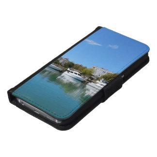 Yachten in der Türkei Samsung Galaxy S6 Geldbeutel Hülle