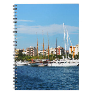 Yachting Notizblock