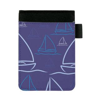 Yachtmuster Mini Padfolio