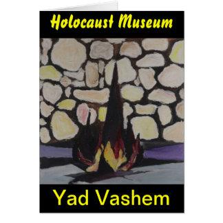 Yad Vashem Karte