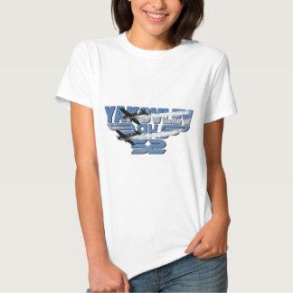 YAK-52 T SHIRTS