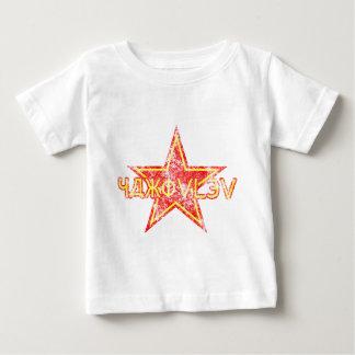 Yakovlev roter Stern getragen Baby T-shirt