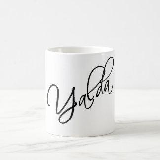Yalda Kaffeetasse
