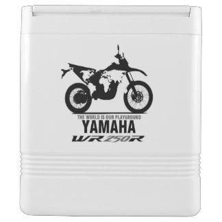 Yamaha WR250R-The Welt ist unser coolerer Kühlbox