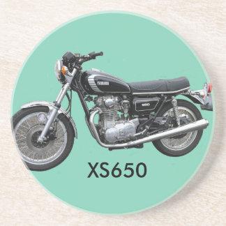 Yamaha XS650D Getränkeuntersetzer