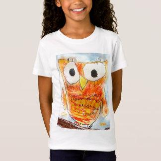 YAP | Jugend-Kunst-Projekt der Designer-Eulen-| T-Shirt