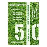 Yard-Line 50 - Sie werden eingeladen Ankündigung
