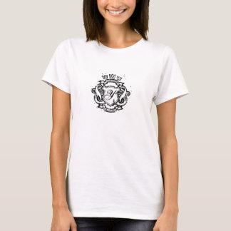 Yardboy Unterzeichnung Y-Shirt für Damen T-Shirt
