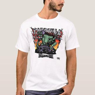Yardzilla lila klarer Hintergrund T-Shirt