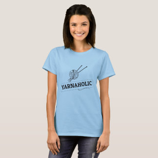 Yarnaholic heller T - Shirt