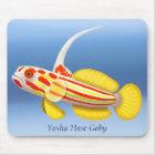 Yasha Hase GarneleGoby Mousepad