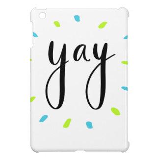 YAY Shirts, Zusätze, Geschenk Hülle Für iPad Mini