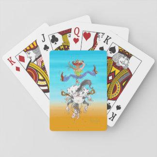 """""""Yeehaw"""" Spielkarten"""