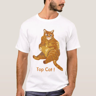 YELLOW-CAT, Top Cat!