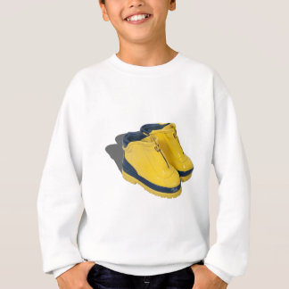 YellowRubberBoots042112.png Sweatshirt