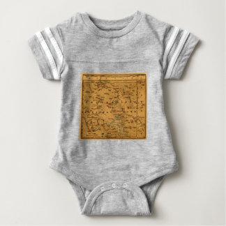 Yellowstone 1880 baby strampler