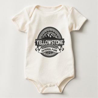 Yellowstone Ansel Adams Baby Strampler