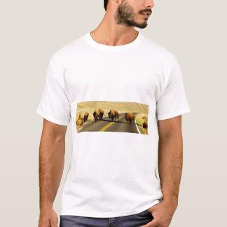Yellowstone-Büffel-Gang T-Shirt