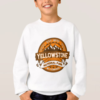 Yellowstone-Kürbis Sweatshirt