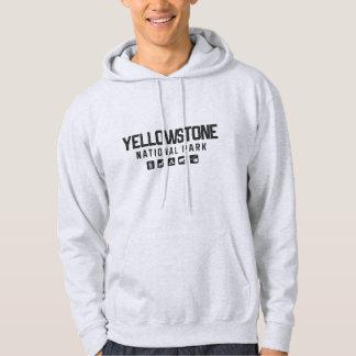 Yellowstone Nationalpark Hoodie