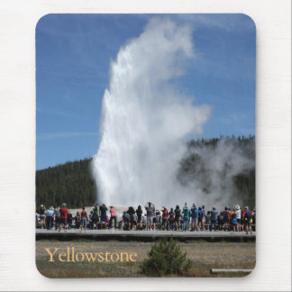 Yellowstone Nationalpark Mausunterlage Mousepad