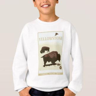Yellowstone Nationalpark Sweatshirt