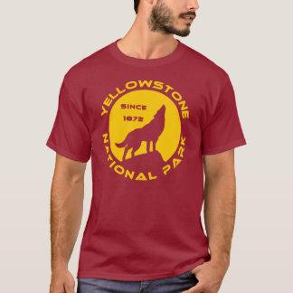 Yellowstone Nationalpark T-Shirt