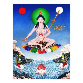 Yeshe Tsogyel [Postkarte] Postkarten