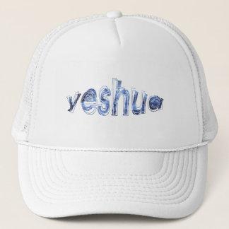 Yeshua Erschütterungs-Blau Truckerkappe