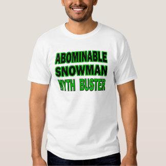 Yeti-Mythos-Kerl T-shirt