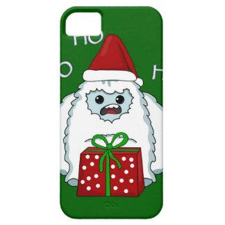Yeti-Weihnachten Schutzhülle Fürs iPhone 5