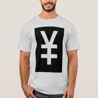 YETI-WEISS-T-STÜCK T-Shirt