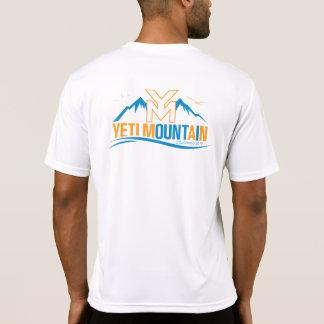 YetiMen Colorado 2017 geeignete Farbe auf Weiß T-Shirt