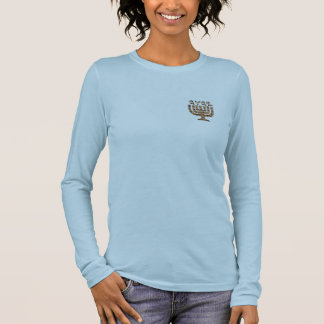 YHWH logo1 Kopie Langarm T-Shirt