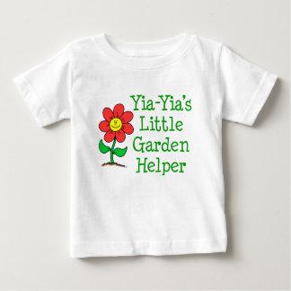 Yia-Yias Garten-Helfer Baby T-shirt