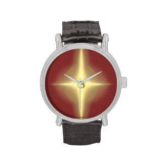 Yin und Yang Armbanduhr