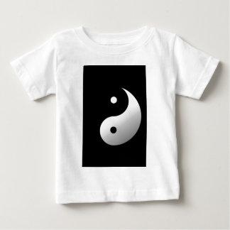 Yin und Yang Baby T-shirt