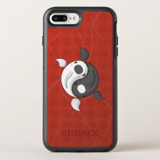 Yin und Yang, die das Koi Otterbox Telefon OtterBox Symmetry iPhone 8 Plus/7 Plus Hülle
