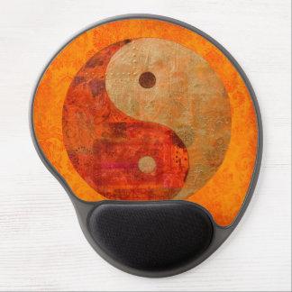 Yin und Yang Gel Mousepad