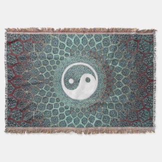 Yin Yang aquamarin Decke