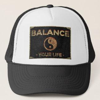 Yin Yang Balance Truckerkappe