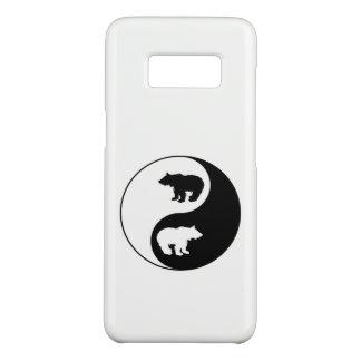 Yin Yang Bär Case-Mate Samsung Galaxy S8 Hülle
