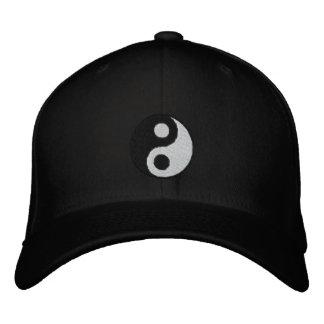 Yin Yang Bestickte Baseballkappe
