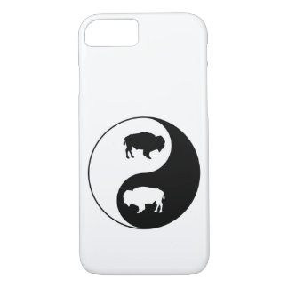 Yin Yang Bison iPhone 8/7 Hülle