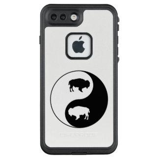 Yin Yang Bison LifeProof FRÄ' iPhone 8 Plus/7 Plus Hülle