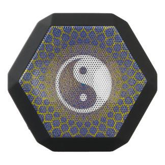 Yin Yang Blau Schwarze Bluetooth Lautsprecher